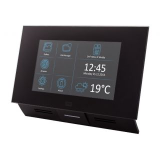 2N Indoor Touch PoE Black