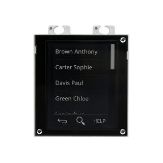 2N IP Verso Display Touch Modu