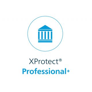 XPPPLUSBL XProtect Professional+