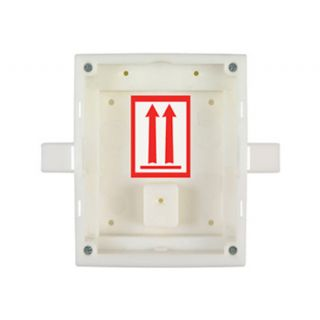 2N IP Solo Flush Mount Box