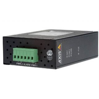 AXIS T8144 60W INDUSTRIAL MIDS High PoE Midspan
