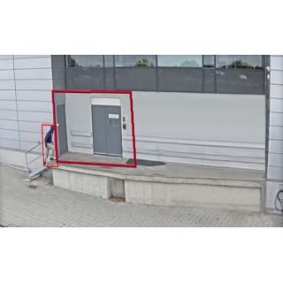 ACAP MOTION GUARD 1P E-LICENSE Analysemodul Motion Guard