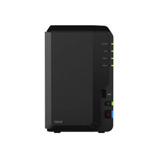 DS218 Network Attached Storage