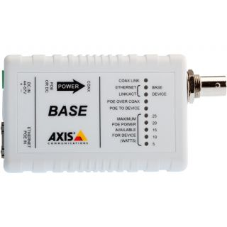 AXIS T8640 POE+ OVER COAX KIT