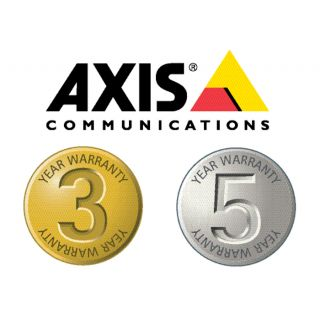 AXIS P3384-VE EXT.WARRANTY