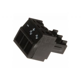 AXIS CONNECTOR A 3P3.81 STR 10 Axis Anschlussblock