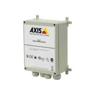 AXIS PS24 ACC MAINS ADAPTER