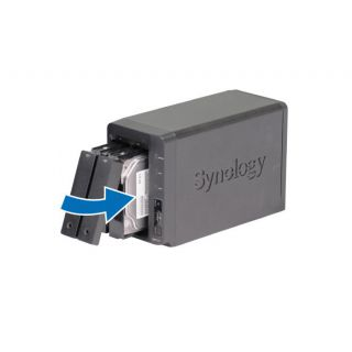 CON-HDD-SYNOLOGY basic Festplatteneinbauservice