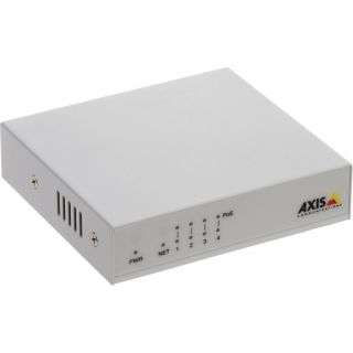 AXIS COMPANION SWITCH 4CH Fast Ethernet Switch